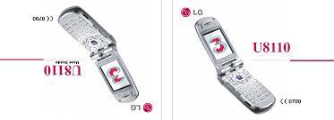 LG Electronics U8110 : Owners manual