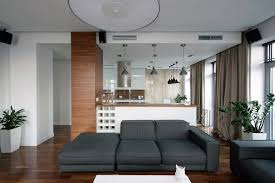 A Modern Apartment In A Citys Historic Center Design Milk - Contemporary apartment living room