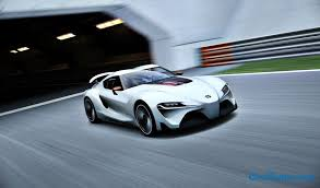 2018 toyota ft 1. plain 2018 2018 toyota ft1 price release date and changes rumors with toyota ft 1