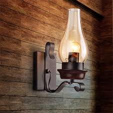 gorgeous kerosene wall sconce oil lamp wall sconce warisan