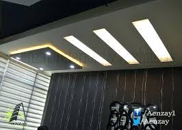 office ceiling pop design