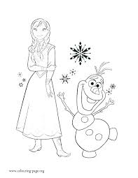 Disney Coloring Pages Free To Print Frozen Coloring Pages Frozen