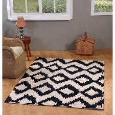 ikat print rug area rugs navy blue aqua white target indoor outdoor wayfair carpets wayfa flooring home decorators memory foam victorian style cabin