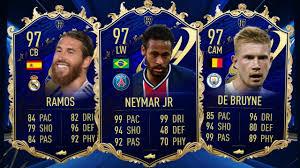 All FIFA 21 TOTY nominees + TOTY predictions. - YouTube