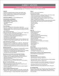 resume lunalilydesigns resume