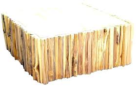 coastal style coffee tables beach wood table designs recycled timber with shelf round co