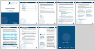 Proposal Templates Free Microsoft Word proposal word Cityesporaco 1