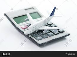 Travel Cost Calculator Travel Cost Budget Image Photo Free Trial Bigstock