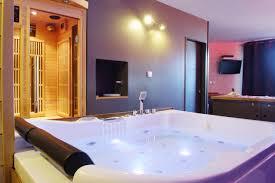 chambres avec spa et jacuzzi privatif