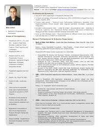 Professional Summary  Around 8 Years' Experience in PeopleSoft CRM and  EPM.  In