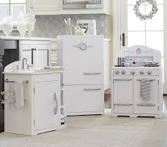 Small Picture Simply White Retro Kitchen Collection Pottery Barn Kids