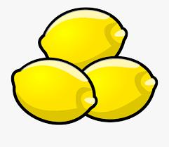 Cartoon Group Fruit Food Free Vector Graphic Lemons