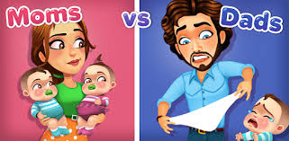 Delicious - <b>Moms</b> vs <b>Dads</b> - Apps on Google Play
