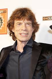 Did David Bowie & Mick Jagger Have A Secret Affair? - mick_jagger_black_shiny_suit_b