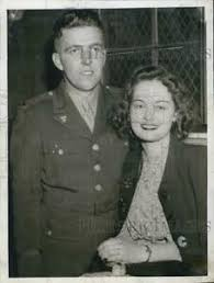 1943 Press Photo Paul Brown, and Fiancee, Dorothea Dempsey, Owner ...