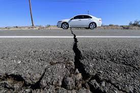 Recent California earthquakes may have ...