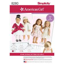 American Girl Patterns