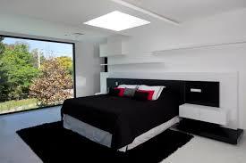 modern house inside. Bedroom, Modern House In Pilar, Buenos Aires Inside I
