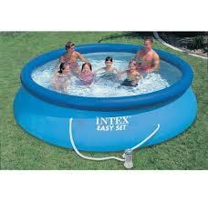 intex easy set pool. Buy Intex Easy Set Pool 12 Ft X 30 In - 28132 Online Dubai, UAE | OurShopee.com 28653