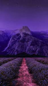 Purple Nature iPhone Wallpapers - Top ...