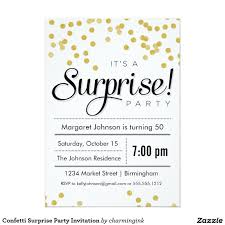 part invites surprise party invites surprise party invites for sensational party