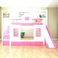 bunk bed with slide and tent. Loft Bed With Slide House Best Bunk Ideas On Kids And Tent F