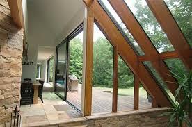 exterior glass wall technology