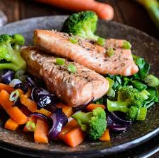 Salmon Nutrition Cooked Salmon Nutrition Facts