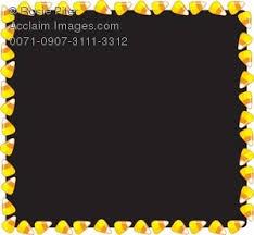 candy corn clip art border. Interesting Art Inside Candy Corn Clip Art Border Y