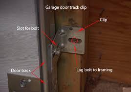 garage door trackHow to Adjust Garage Door Track by Yourself  Garage Doors