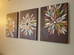 charming interior room design ideas with pale wall decor also square painting of easy diy art