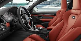 BMW 5 Series bmw 5 series red interior : BMW M4 - BMW USA