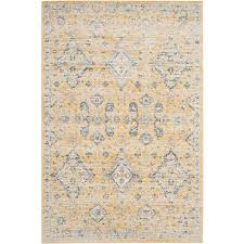 this review is from evoke gold ivory 4 ft x 6 ft area rug