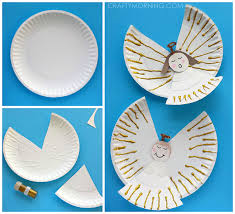 Paper Plate Crafts Easy Paper Plate Crafts For Kids Paper Plate Christmas Paper Plate Crafts