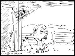 Charlottes Web Coloring Pages - Image Mag