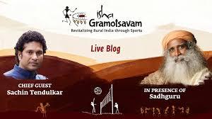 Isha Gramotsavam 2015 Live Blog Isha Sadhguru