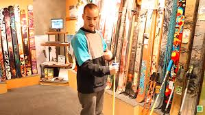 Ski Pole Length Chart How To Choose The Right Length Ski Poles Ski Pole Size