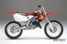 2001 Honda Cr125 Hp