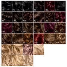 Olia Hair Color Chart Olia Garnier Shades Sbiroregon Org