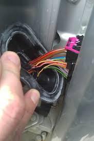odd problem door won't lock, windows don't work and when door is 2003 Audi i47 tinypic com 25u5phw jpg 2002 Audi Door Wire Harness