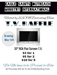 Template For A Raffle Ticket T V Raffle Ticket Flyer Template Postermywall