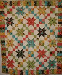 Best 25+ Jellyroll quilts ideas on Pinterest | Jellyroll quilt ... & jelly roll quilts | Cindy made the Star Chain pattern from my book, Jelly  Roll Adamdwight.com