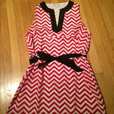 Mudpie Chevron Dress
