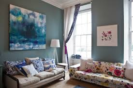 Living Room Blue 10 Living Rooms That Will Make You Want To Redecorate Right Now