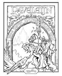 Efteling Kleurplaat Raveleijn Johns Board Kleurplaten Disney