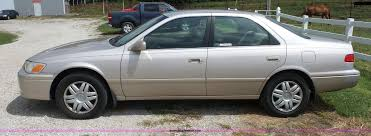 2001 Toyota Camry | Item BK9632 | SOLD! September 28 Vehicle...