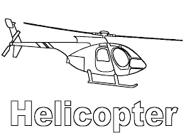 Small Picture Coloring Page Helicopter coloring pages 8