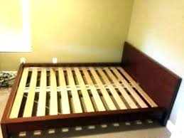 Slats For Queen Bed Slat Twin Platform Frame As Stunning And ...