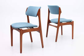 set of 4 erik buch chairs span cl node unpublished