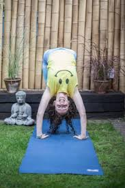 yoga at play